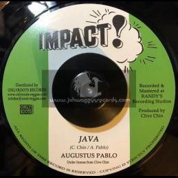 "Impact-7""-Java / Augustus Pablo"