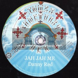 "Inner Sanctuary Records-10""-Jah Jah Me / Danny Red + Fire A Go Bus / Dan Bowskill"