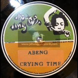 "Dig This Way-7""-Crying Time / Abeng + All My Tears Dub / Russ D In The Front Room Sounds Studio"