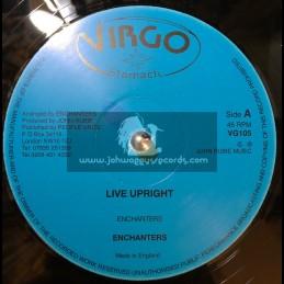 """Virgo Stomach-12""""-Live Upright / Enchanters"""
