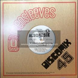 "Greensleeves Records-10""-To Whom It May Concern / Alborosie + Shut U Mouth / Alborosie"