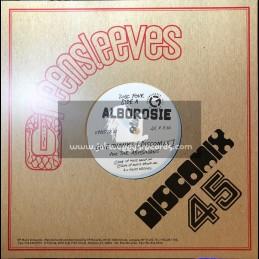"Greensleeves Records-10""-Give Thanks / Alborosie Feat, The Abyssinians + Warrior / Alborosie"