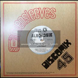 "Greensleeves Records-10""-Play Fool (To Catch Wise) / Alborosie + Rock The Dancehall / Alborosie"