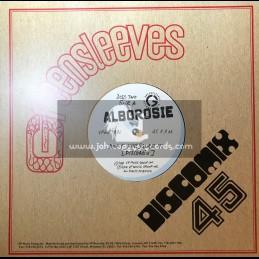 """Greensleeves Records-10""""-Don't Pressure It / Alborosie + Zion Train / Alborosie"""