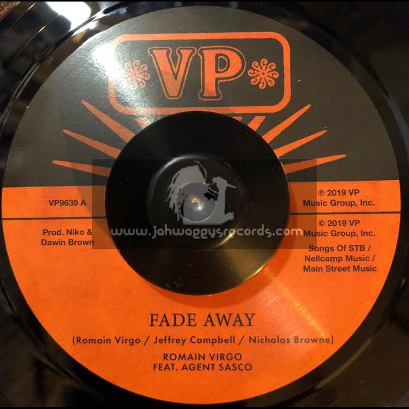 "VP Records-7""-Fade Away / Romain Virgo Feat. Agent Sasco"