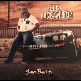 Reality Shock Records-CD-Old Raggamuffin / Solo Banton