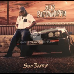 Reality Shock Records-Lp-Old Raggamuffin / Solo Banton