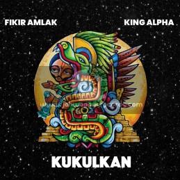Akashic Records-CD-Kukulkan / Fikir Amlak Meets King Alpha