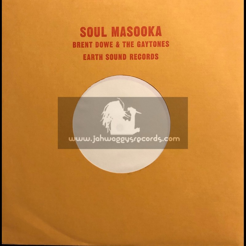 "Earth Sound Records-10""-Soul Masooka / Brent Dowe & The Gaytones"