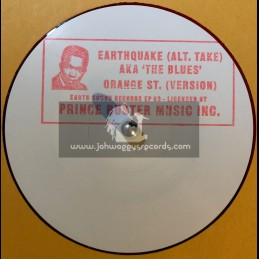 """Earth Sound Records-10""""-Earthquake / Prince Buster All Stars"""