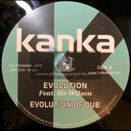 "Kanka-12""-Evolution / Kanka Feat. Sir Wilson + Turn The Pages / Kanka Feat. Don Fe"