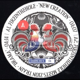 "Fireinthehole Meets Zion Train-10""-Featuring Zion Train,Dubdadda,Crispy Horns,Earl 16"