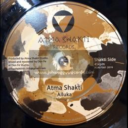 "Atma Shakti Recordsi-7""-Alluka  / Atma Shakti"