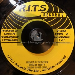 "RITS Records-7""-Created By The Father / Winston Reedy & The Inn House Crew"