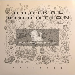 Evidence Music-LP-Abaddown / Radikal Vibration