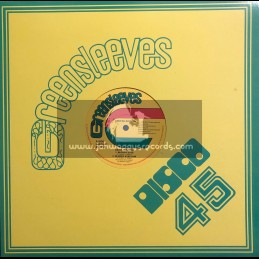 "Greensleeves-12""-Bloody Eyes / Keith Hudson (Limited Edition)"