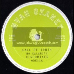 "Nyah Skanky-12""-Call Of The Truth/Mo Kalamity + Heart Of Lion/Yehoud i (ODESSA)"