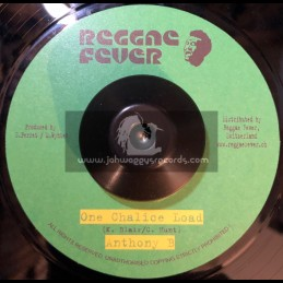 "Reggae Fever-7""-One Chalice Load / Anthony B + Milk & Honey / High Grade"