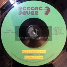 "Reggae Fever-7""-Righteousness / Turbulence + Weed Flex / High Grade"