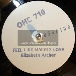 "Old Hard Bread-7""-Feel Like Making Love / Elizabeth Archer and The Equators"