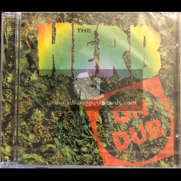 Early Bird Recordings-CD-The Herb – The Herb On Dub