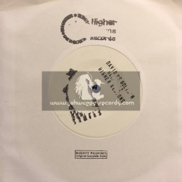 """Higher Regions Records-7""""-David And Goliath / Mighty Prophet - The Crown Dubplate Series"""