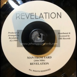 "Revelation-7""-Man From Yard / Revelation"
