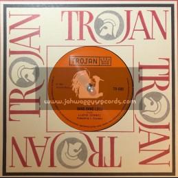 "Trojan-7""-Bang Bang Lulu / Lloyd Terrel + Train To Soulsville / Cool Sticky"