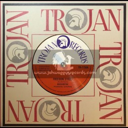 "Trojan Records-7""-Freedom Street / Ken Boothe + Guns Of Navarone / Freddie Notes And The Rudies"