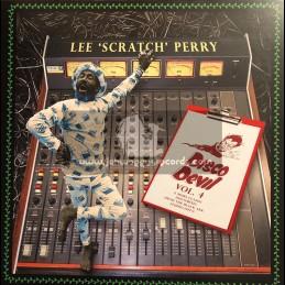 Black Art - Studio 16-Lp-Disco Devil Vol. 4 / Lee 'Scratch' Perry
