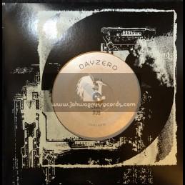 """ZamZam Sounds-7""""-Orbit Dub / Dayzero + Theory Du / Dayzero"""