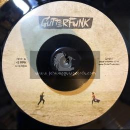 "Gutter Funk-7""-Children Of The Sun / Degrees Of Freedom"