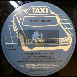 "Taxi-12""-Youths Of Elington / Black Uhuru"