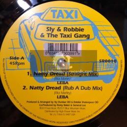 "Taxi-12""-Natty Dread / Leba Hibbert - Sly & Robbie & The Taxi Gang"