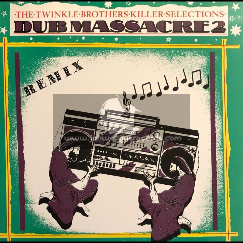 Twinkle-Lp-Dub Massacre 2 Remix / The Twinkle Brothers