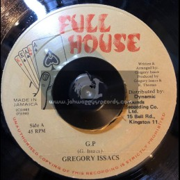 "Full House-7""-G.P Gregory Issacs"