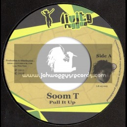 "Livity Reggae-7""-Pull It Up / Soom T (Tempa Riddim)"