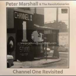 """Iron Sound Records-10""""-Channel One Revisited / Peter Marshall"""