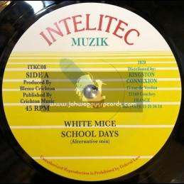 "Intelitek Records-7""-School Days / White Mice"