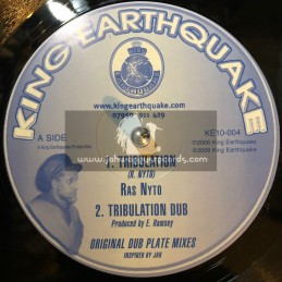 "KING EARTHQUAKE-10""-TRIBULATION + WHAT A JOY / RAS NYTO"
