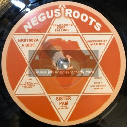 "Negus Roots-7""-Teardrops Keep Falling / Sister Pam"