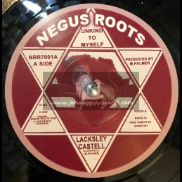 "Negus Roots-7""-Unkind To Myself / Lacksley Castell"