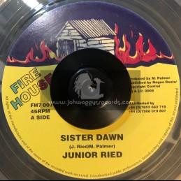 """Fire House-7""""-Sister Dawn / Junior Ried"""