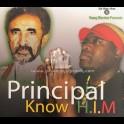 Jah Shaka Music-CD-Know H.I.M / Principal