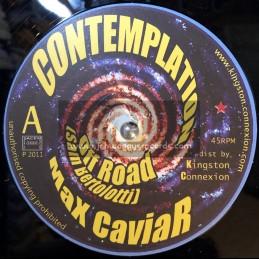 """Kingston Connexion-12""""-Contemplation Off Road / Max Caviar + Cosmic Trip / Sam Bertolotti"""