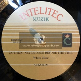 "Intelitec Muzik-12""-Nothing Ever Done Before The Time / White Mice"