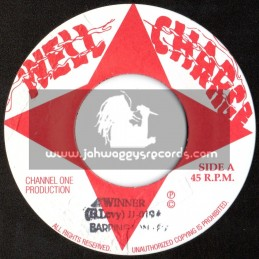 """Well Charge-7""""-Winner / Barrington Levy"""