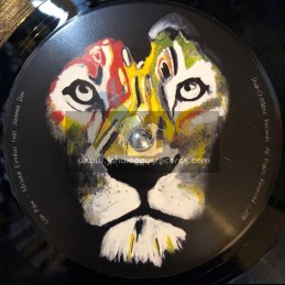 "Dub O Matic Records-7""-Lion Paw / Michael Exodus Feat. Jamma Dan"