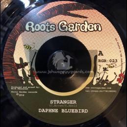 """Roots Garden-7""""-Stranger / Daphne Bluebird"""