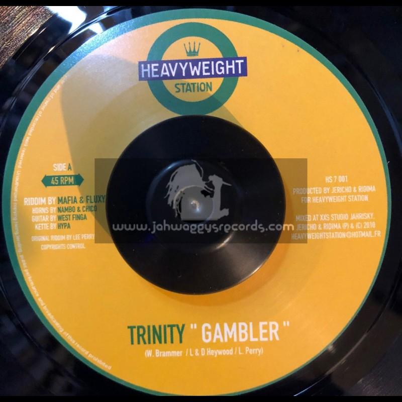 """Heavyweight Station-7""""-Gambler / Trinity"""